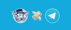 کسب درآمد از تلگرام کانال ربات